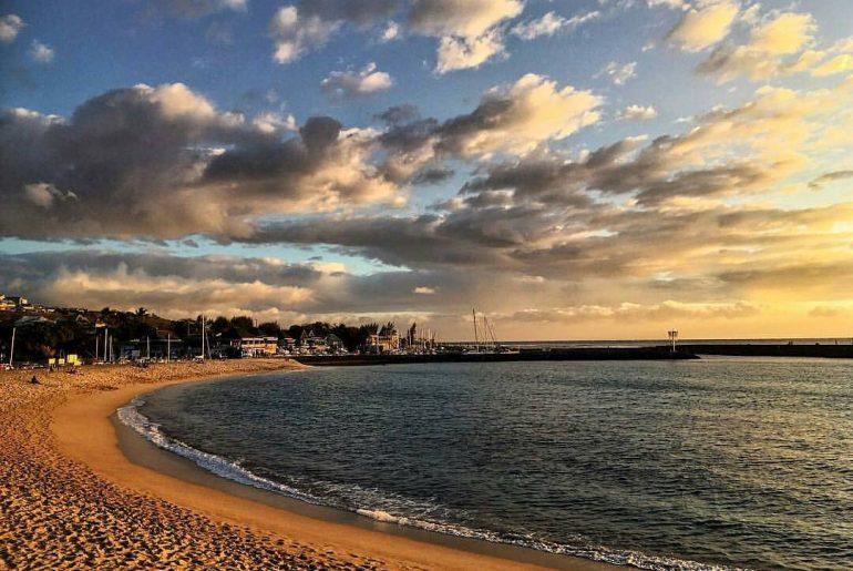 Reunions Island Sunset