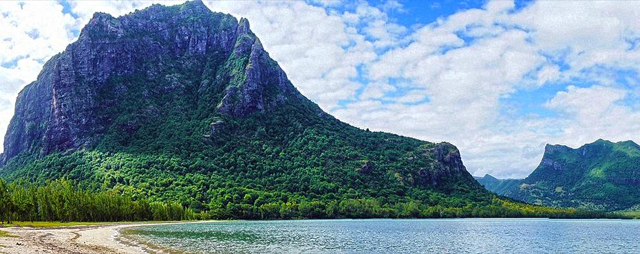 Mauritius Morne Brabant