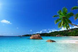 Anse Lazio, Seychelles