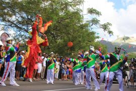 Carnaval Seychelles