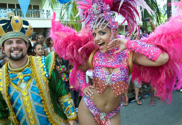 Seychelles Carnival of Carnivals