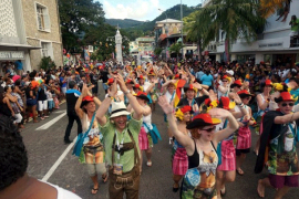 Seychelles Carnival