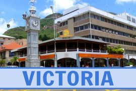 Capital city of Seychelles: Victoria