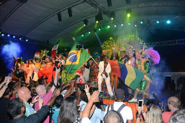 Seychelles Carnival: Culture blending