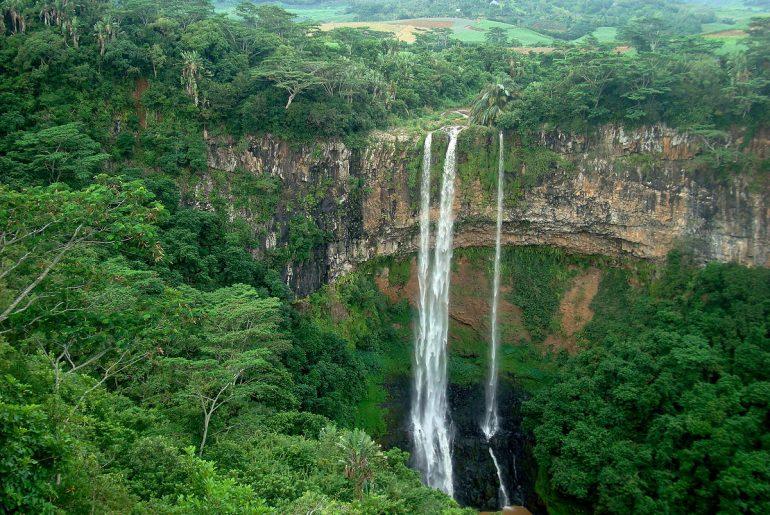 Chamarel_Falls