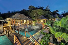5 star hotel- Constance Lemuria Resort- Seychelles