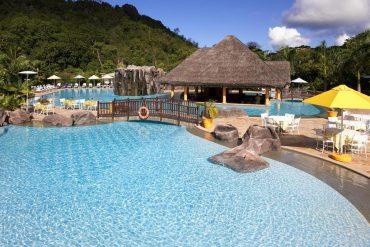 4 star hotel- Le Domaine de La Reserve- Seychelles