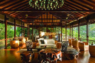 5 star hotel- Four Season Resort- Seychelles