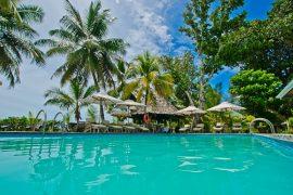 3 star hotel- Indian Ocean Lodge- Seychelles