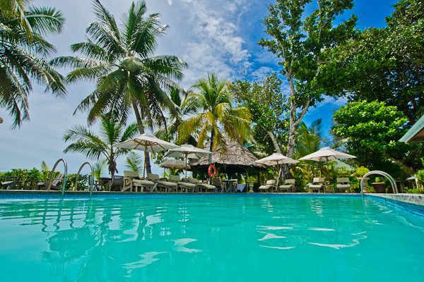 3 star hotel- Indian Ocean Lodge- Seychelles