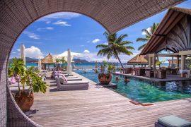 4 star hotel- Le Domaine de L'Orangeraie- Seychelles
