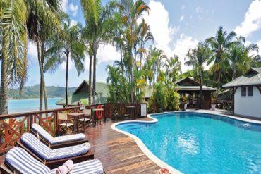 3 star hotel- Le Jardin des Palmes- Seychelles