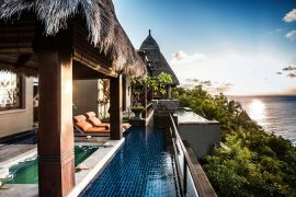 5 star hotel- Maia Luxury Resort- Seychelles