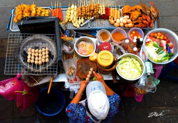 Mauritian street-food