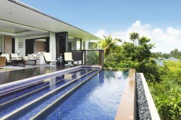 5 star hotel- Raffles Praslin- Seychelles
