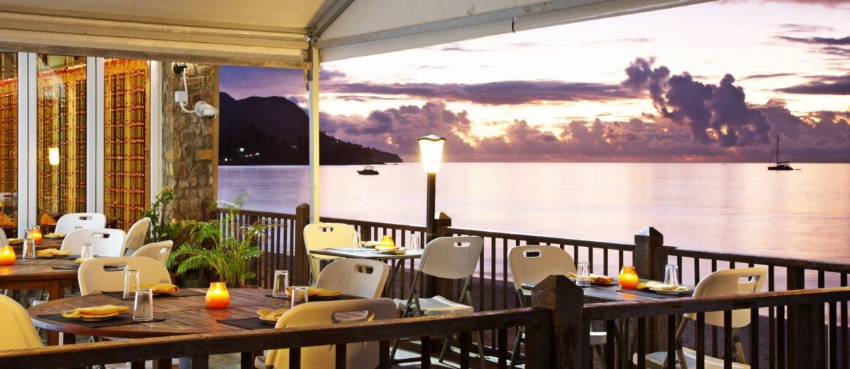 Restaurants in the Seychelles