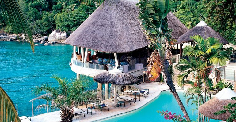 4 star hotel- Sunset Beach Hotel- Seychelles