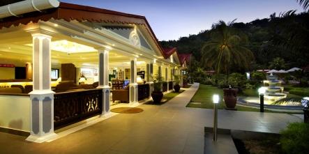 3 star hotel- Berjaya Praslin Resort- Seychelles