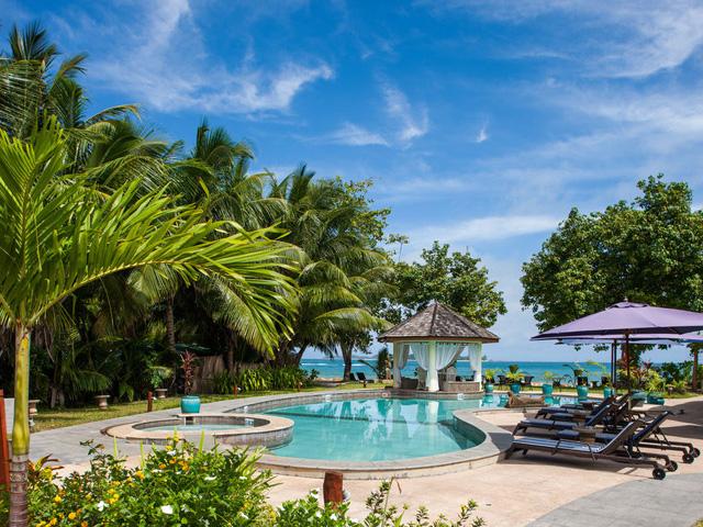villa rental- Castello Beach Villa- Seychelles