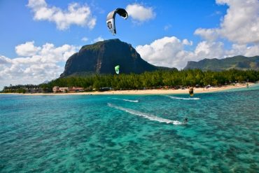 kitesurfing-in-le-morne