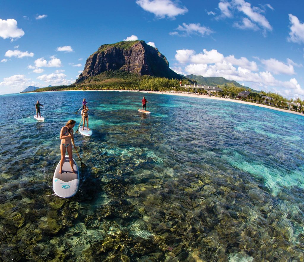 Actvities le morne