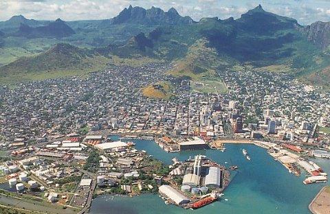 port_louis Mauritius