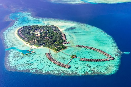The Maldives- Ayada atoll