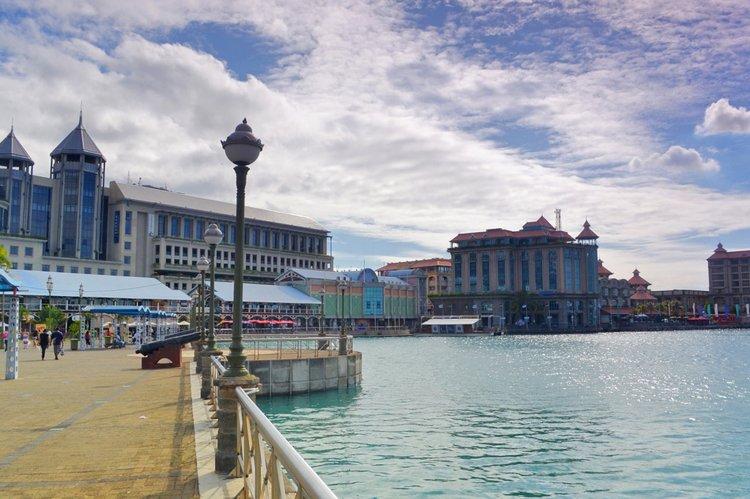 Mauritius- Caudan Waterfront