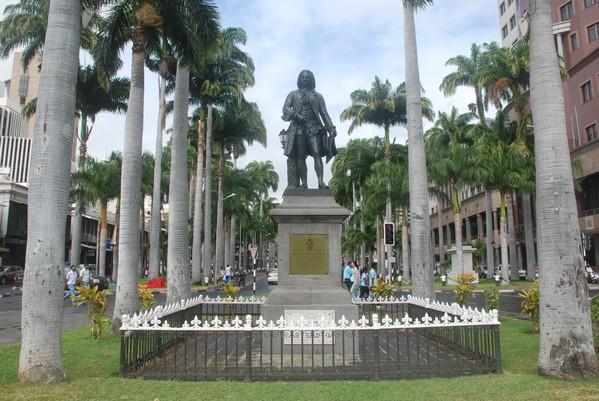 Mauritius- La Place d'Armes