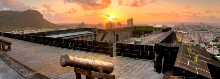 Mauritius- La Citadelle
