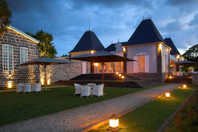 Chateau Mon Désir restaurants- Mauritius