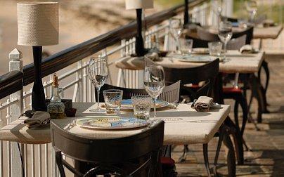 Le Pescatore restaurant- Mauritius
