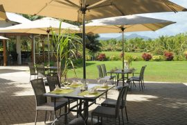Le Fangourin Restaurant- Mauritius
