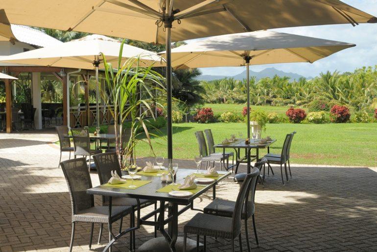 Le Fangourin Restaurant- Mauritius