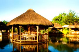 Domaine Anna Restaurant- Mauritius