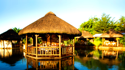Domaine Anna Restaurant- Mauritius