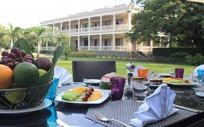 La Table du Chateau Restaurant- Mauritius