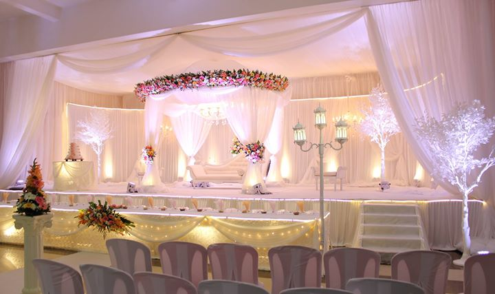 Taher Bagh wedding banquet Mauritius