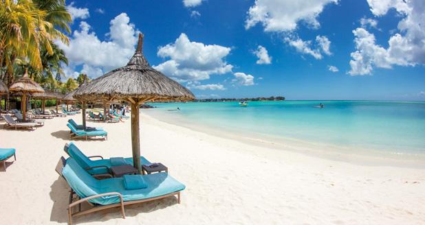 ile maurice- plage- Ocean Indien