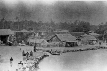 First settlers of the Maldives