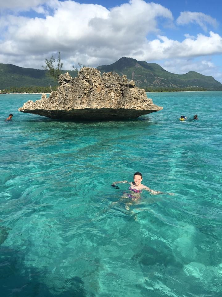 Crystal rock snorkeling