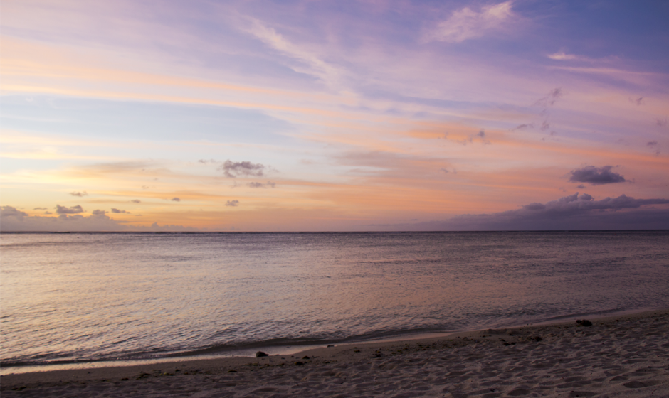 Sunrise Mauritius