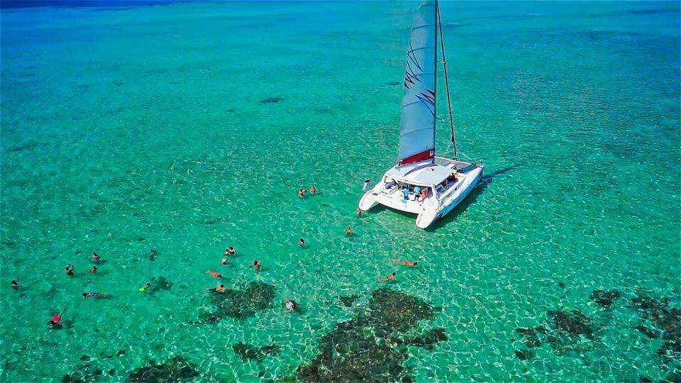 Catamaran maurtiius