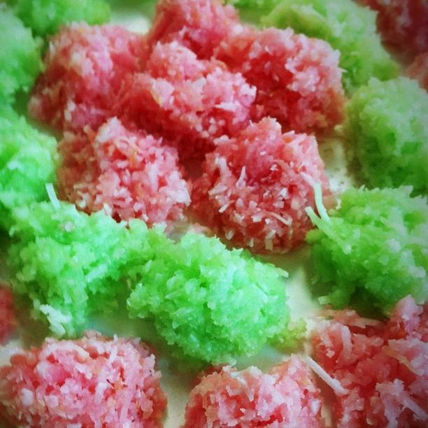 dessert mauritius