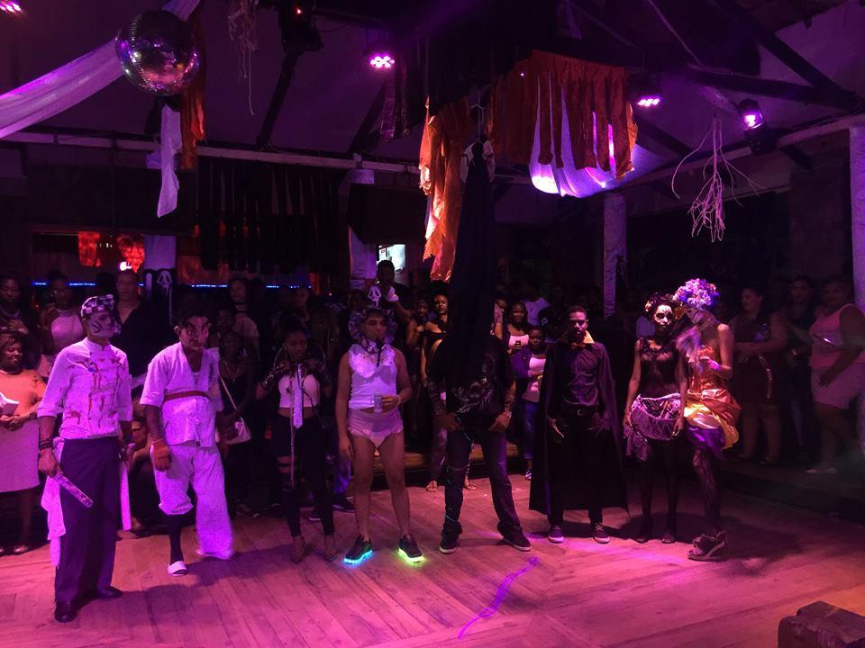 Barrel Night Club Seychelles