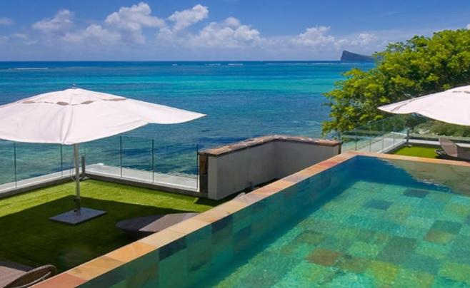 Villa Mirage à Grand Baie