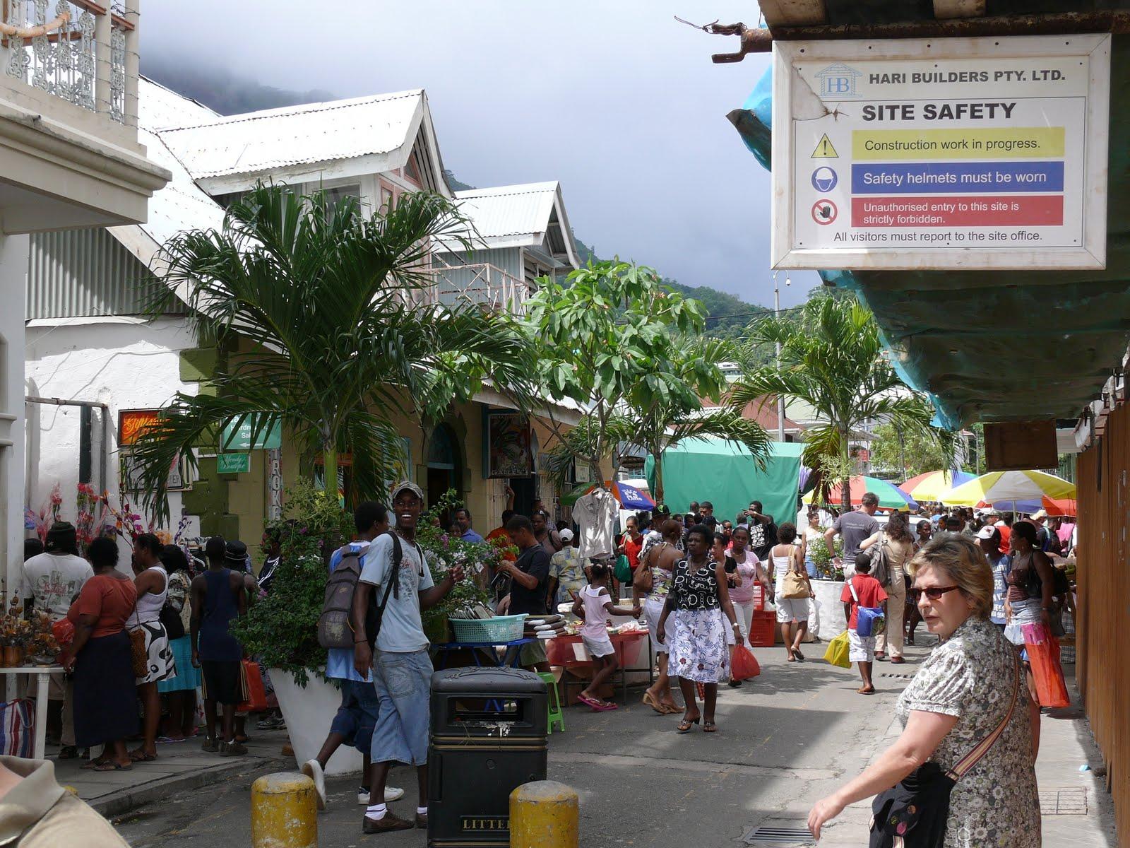 Seychelles poeple
