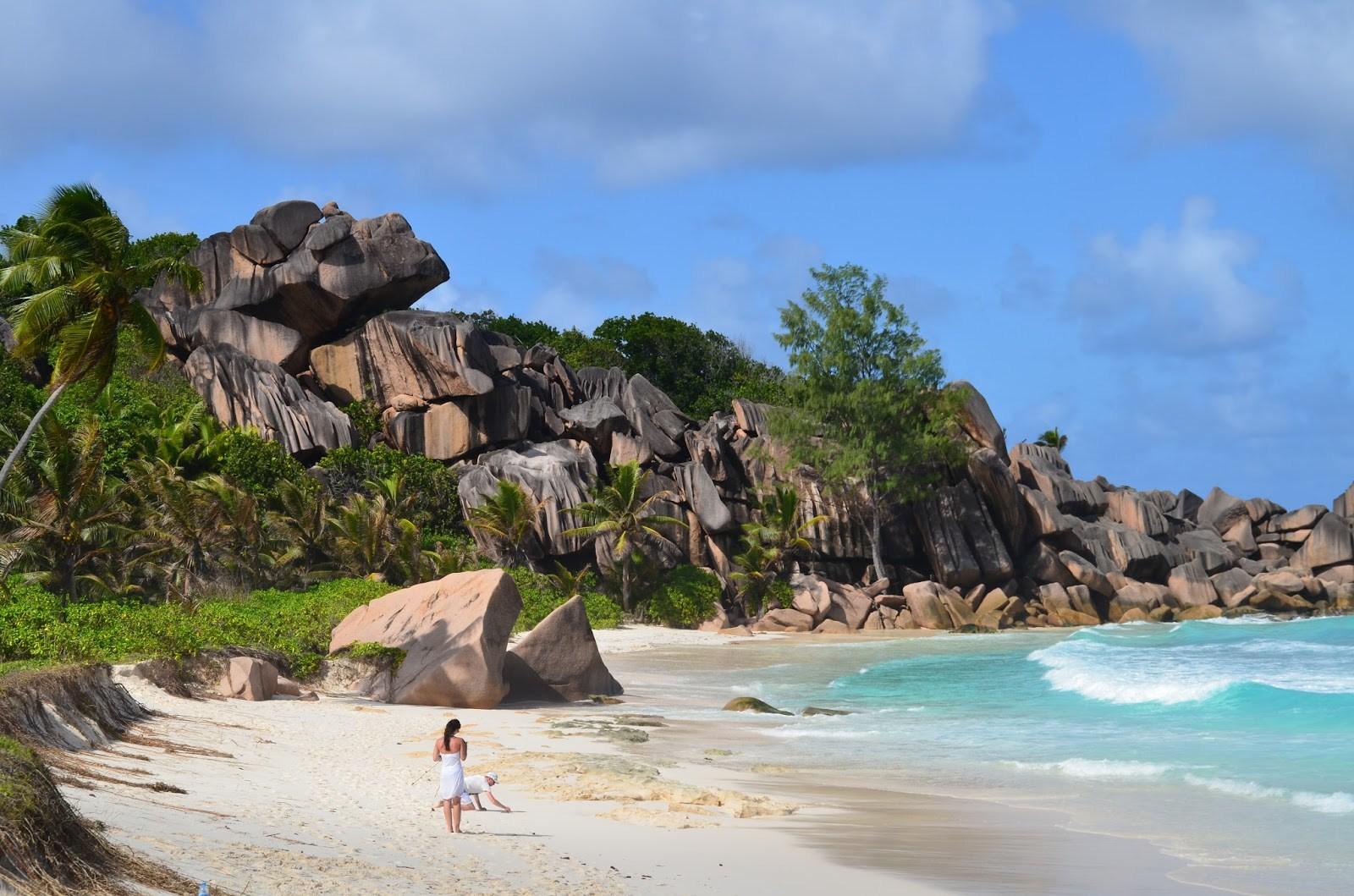 Petit Anse La Digue, Seychelles