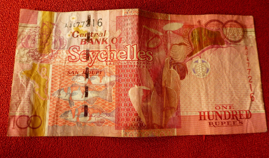 Seychelles Rupees