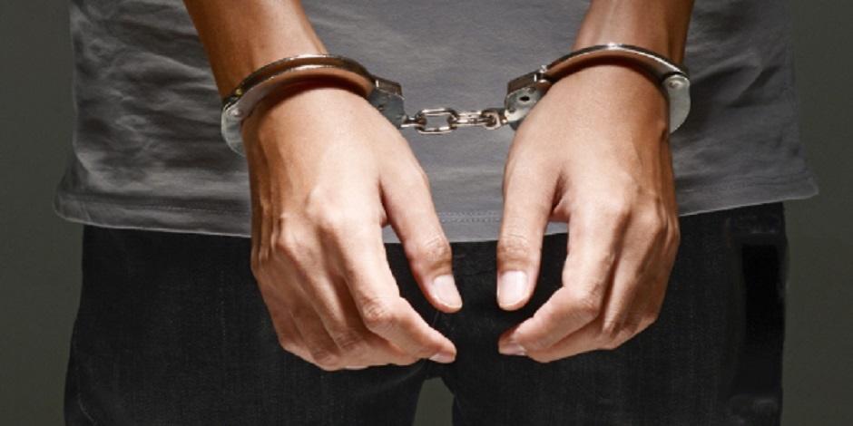 Police cuff
